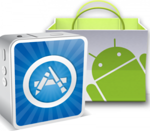 apps apple et Androids