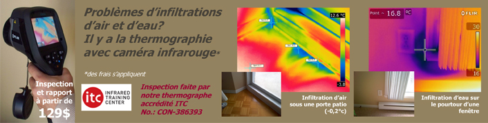 thermographie caméra infrarouge