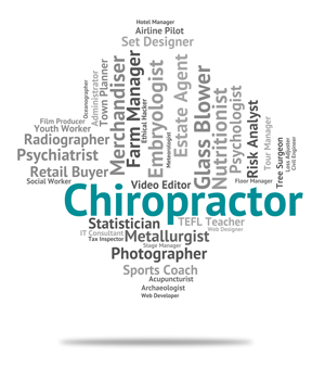 chiropraticien