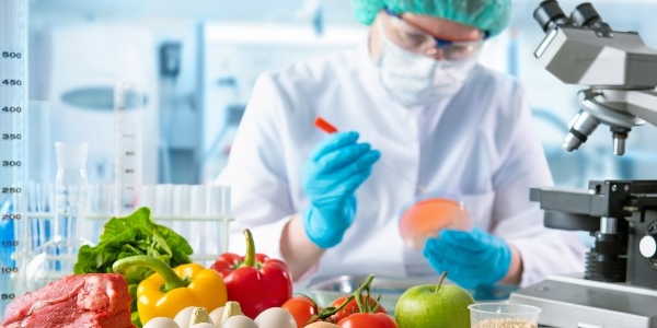 inspecteur d'aliments et de produits agricoles